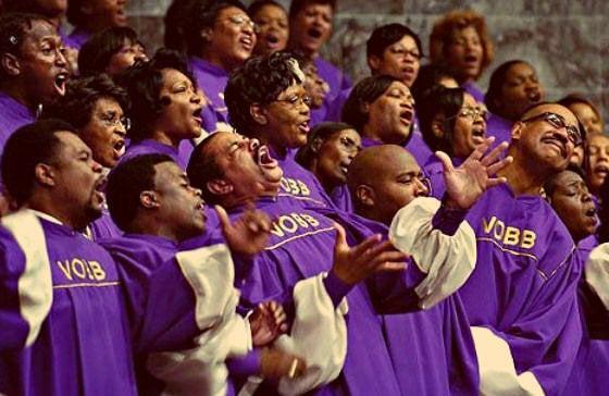 coro gospel harlem