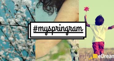 Vota tu foto favorita entre las 20 finalistas de #Myspringram!