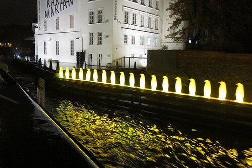 kampa, Praga