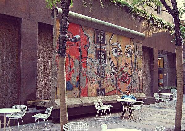 muro berlin en nueva york