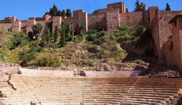 Alcazaba y Castillo de Gibralfaro, Malaga