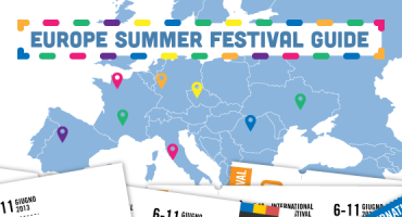 Guía de Festivales de verano en Europa