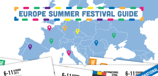 Europe Summer Festival Guide Destacado