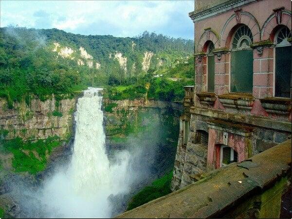 Hotel Del Salto, Tequendama Falls, Colombia
