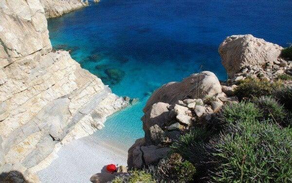 playa de Ikaria