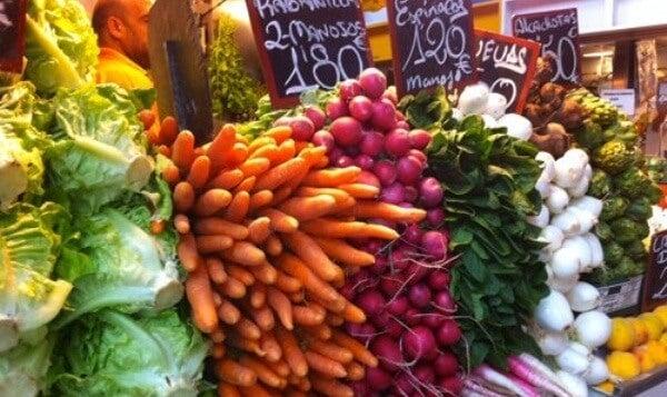 Mercado Central Atarazana, Malaga