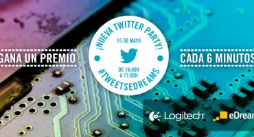 ¡Gana un premio cada 6 minutos con nuestra nueva Twitter Party #tweetsedreams!