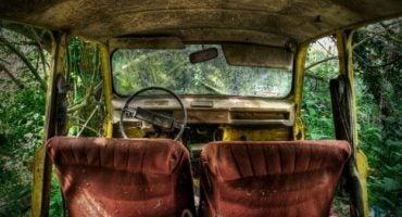Fotografías increíbles de lugares abandonados [primera parte]