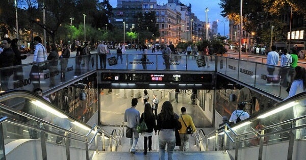 metro barcelona 1
