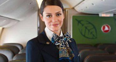 Las azafatas de Turkish Airlines, sin maquillaje llamativo por favor