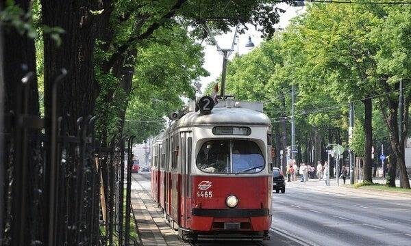 tranvia Viena