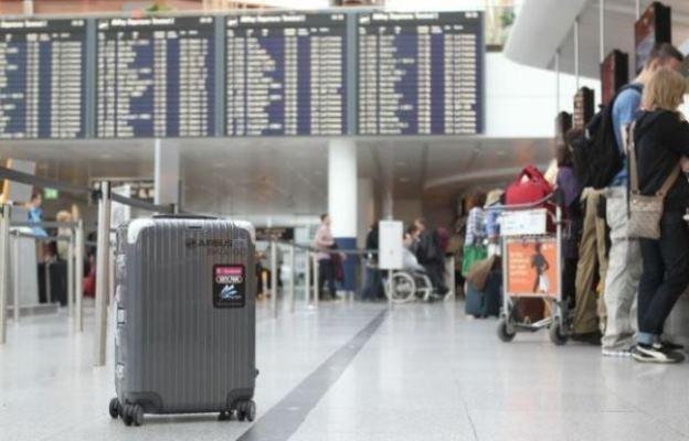Descubre cómo es la primera maleta que jamás se perderá en el aeropuerto
