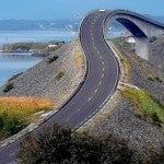 Las carreteras con las vistas más increíbles del mundo