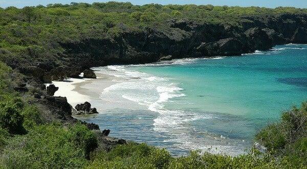 Bahía de Diego Suarez, en Madagascar