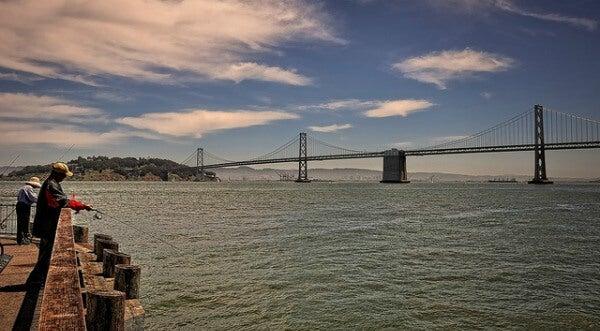 Bahía de San Francisco, en California