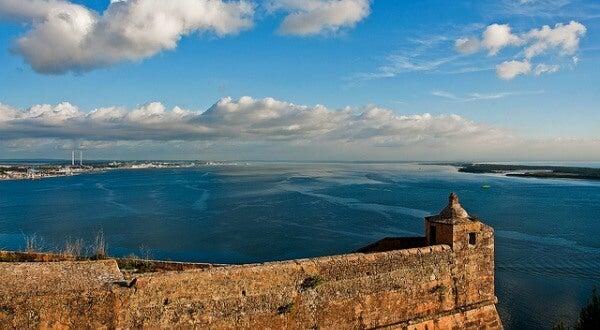 Bahía de Setubal, Lisboa
