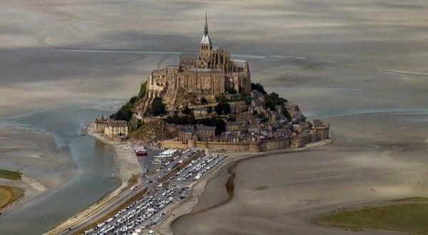 Bahia Monte Saint-Michel, Francia