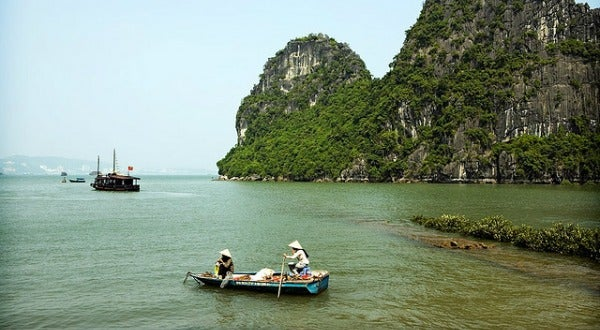 Bahia de Ha Long, Vietnam