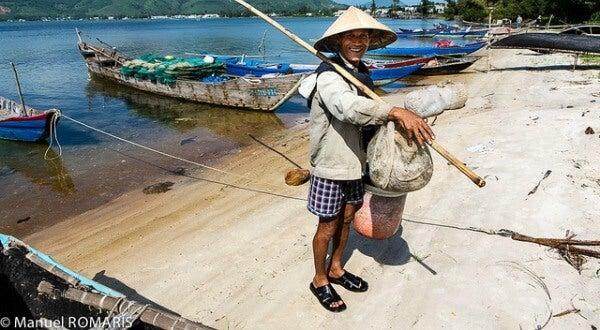 Bahia de Lang Co, Vietnam