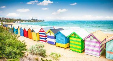 10 Destinos famosos por sus vibrantes colores