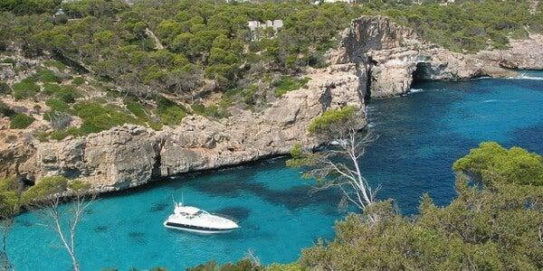 Cala S'Almonia, Mallorca