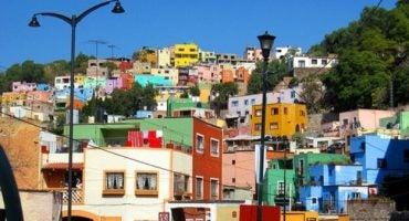 Las fotos de las 7 ciudades más coloridas del planeta