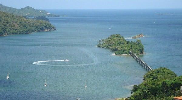 Península de Samaná, en la República Dominicana