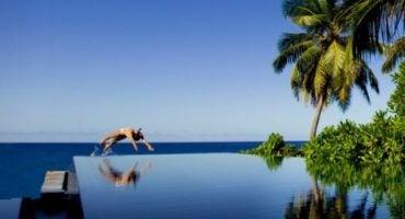 14 fotografías de las piscinas infinitas más impactantes del planeta