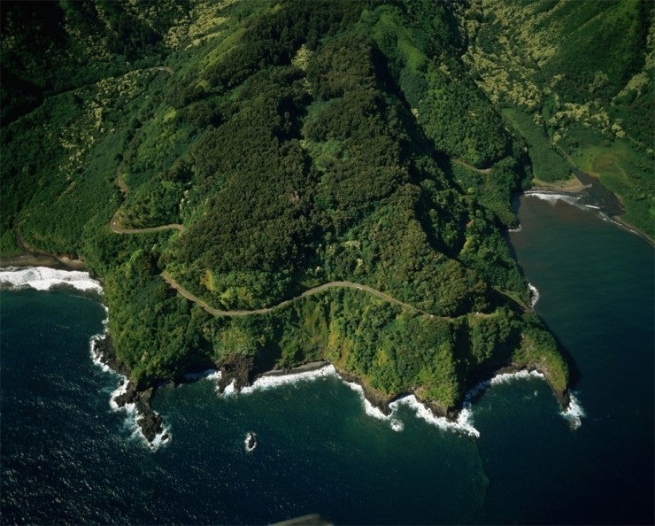 15 carreteras panorámicas para un road trip. Road to Hana, carretera de hawai