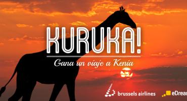 ¿Quieres ganar un viaje para 2 personas a Kenia?