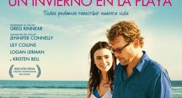 Consigue premios y entradas gracias a la película 'Un invierno en la playa'