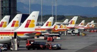 Iberia amplia las medidas para el tamaño de su equipaje de mano