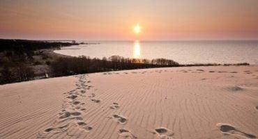 Curonia, donde rusos y lituanos se dan la mano