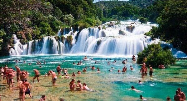 Krka, Croacia
