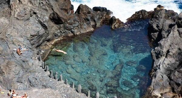 Las 20 piscinas naturales más originales del mundo. San Juan de la Rambla (Tenerife)