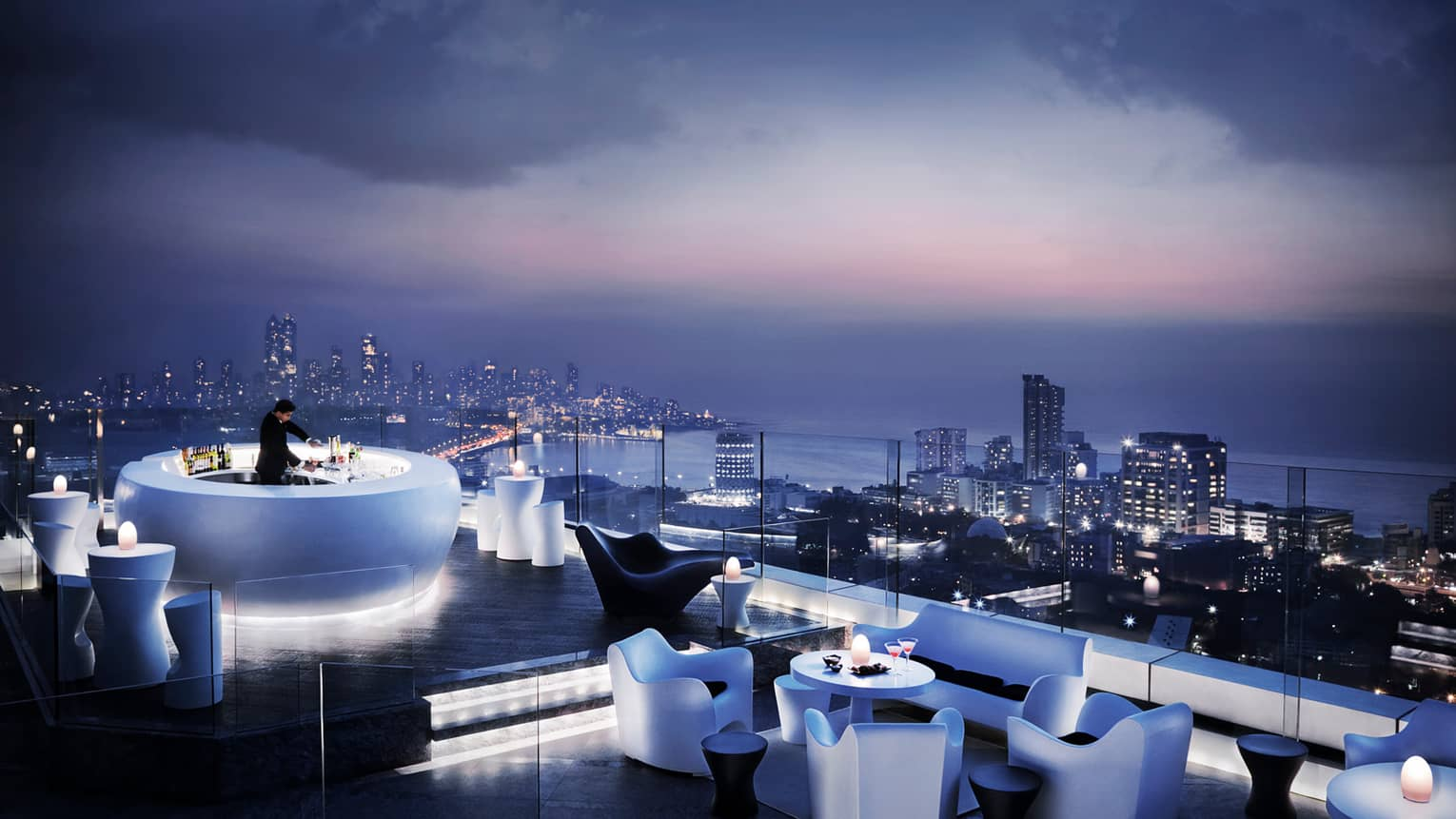 AER Bar & Lounge en Mumbai