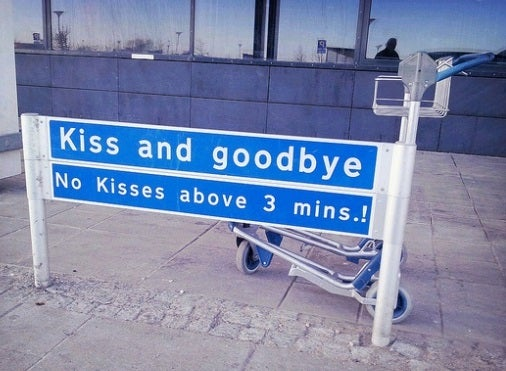 Kiss and Fly