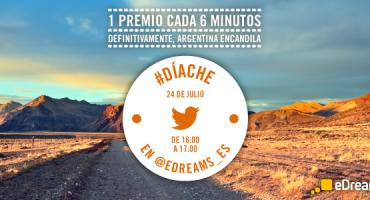 ¡Sueña con Argentina con nuestra nueva Twitter Party!