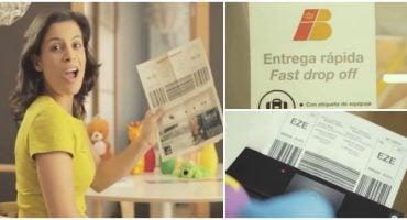 Olvídate de las colas: Imprime la etiqueta de tu equipaje facturado desde casa