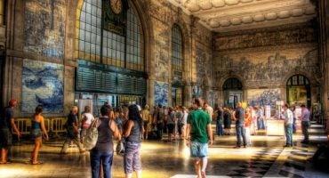 ¿Sabes cuáles son las estaciones de tren con más encanto?