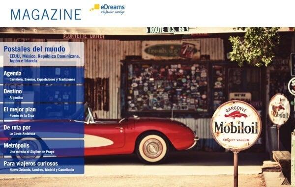 revista eDreams Magazine