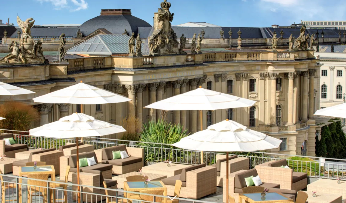 Hotel de Rome - Berlín