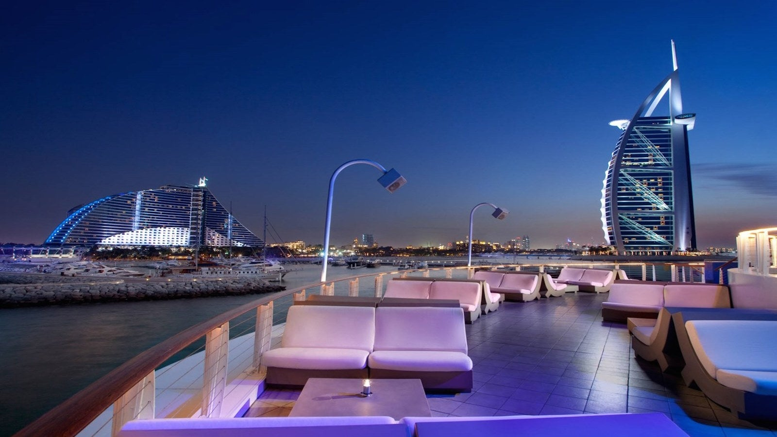 Terraza Jumeraih Beach Hotel - Dubai
