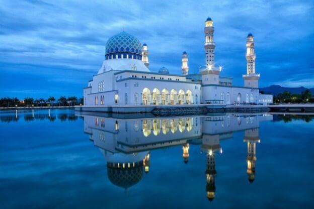 mezquita destacado
