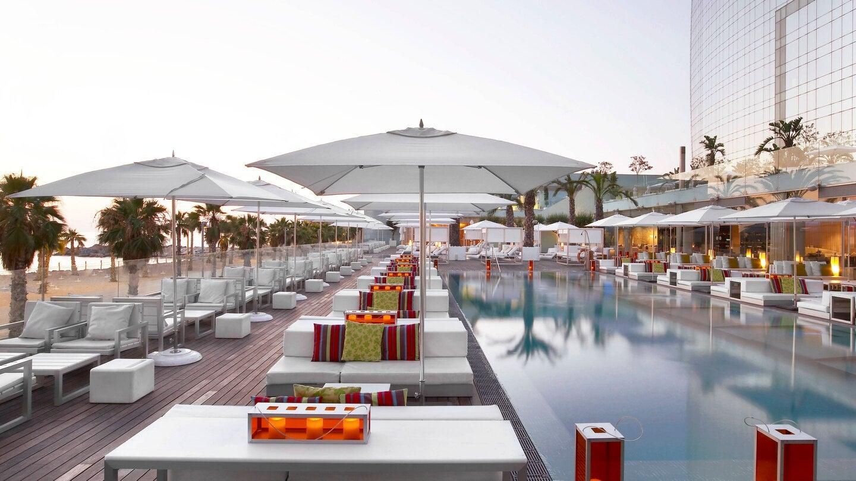 Wet Bar en Hotel W - Barcelona