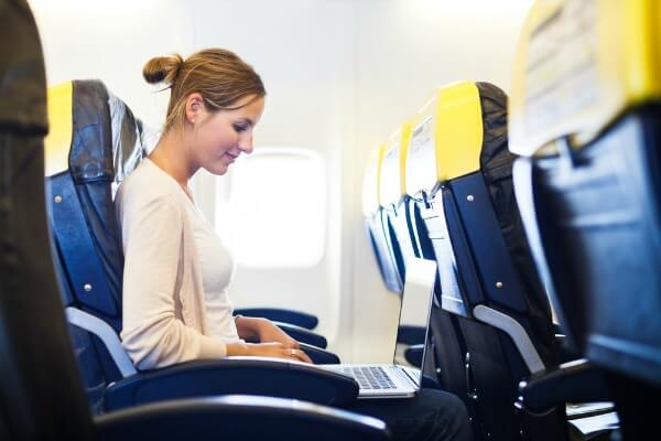 WiFi aerolíneas