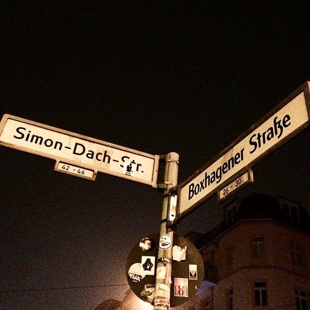 Friedrichshain en Berlin