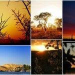 Los lugares con más sol del planeta
