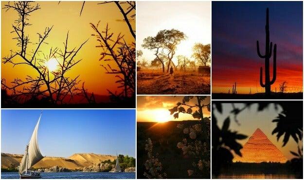 Los Lugares Con M U00e1s Sol Del Planeta - Blog De Viajes