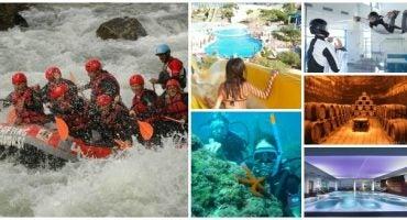 10 formas diferentes de disfrutar de tus vacaciones